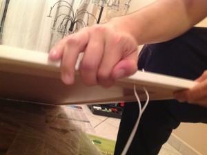 como fazer espelho camarim
