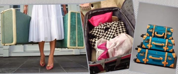 5 dicas para planejar uma mala de viagem perfeita