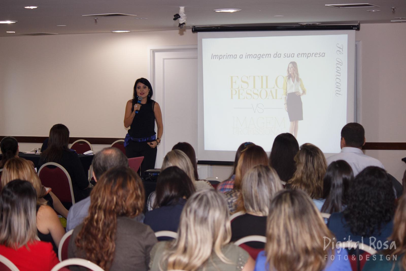 palestra para colaboradores imagem profissional