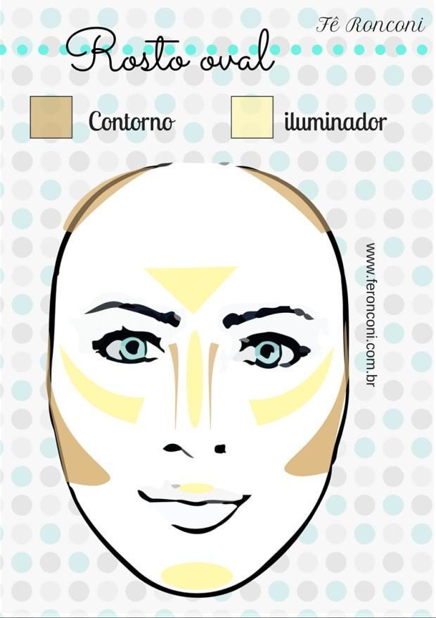 Essa imagem é parte do material bônus do curso de maquiagem on line