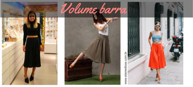 Pantacourt: Como usar - Volume na barra