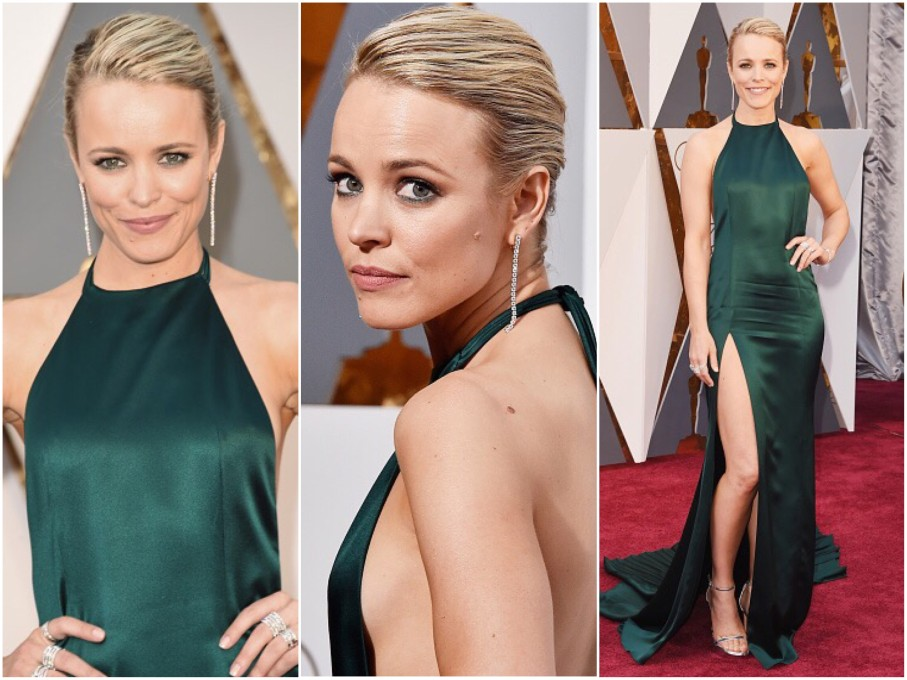 Rachel McAdams veste August Getty Atelier
