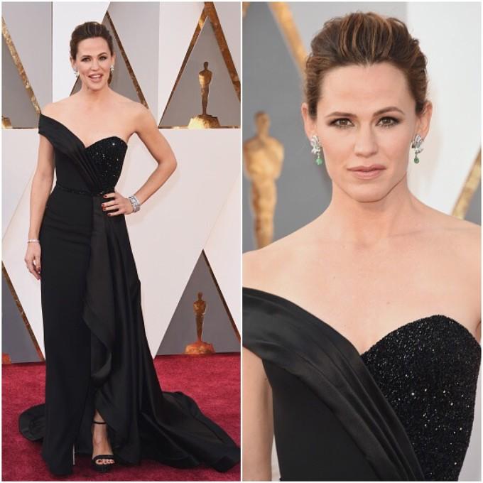 Jennifer Garner veste Versace