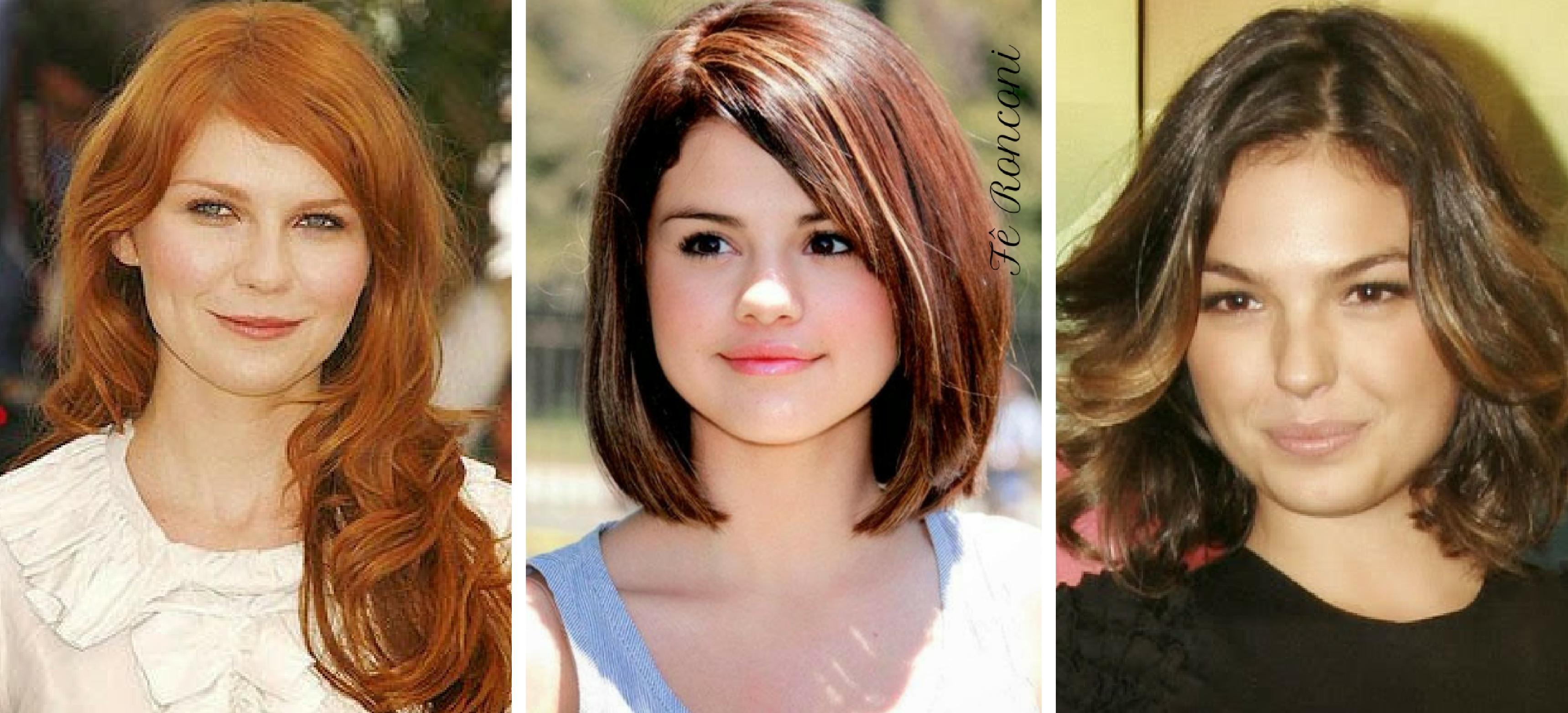 Melhores opções  O rosto redondo pede formas geométricas para alargar a  aparência facial. Dê preferência para modelos que sejam maiores na altura  das ... e7d0466fe3