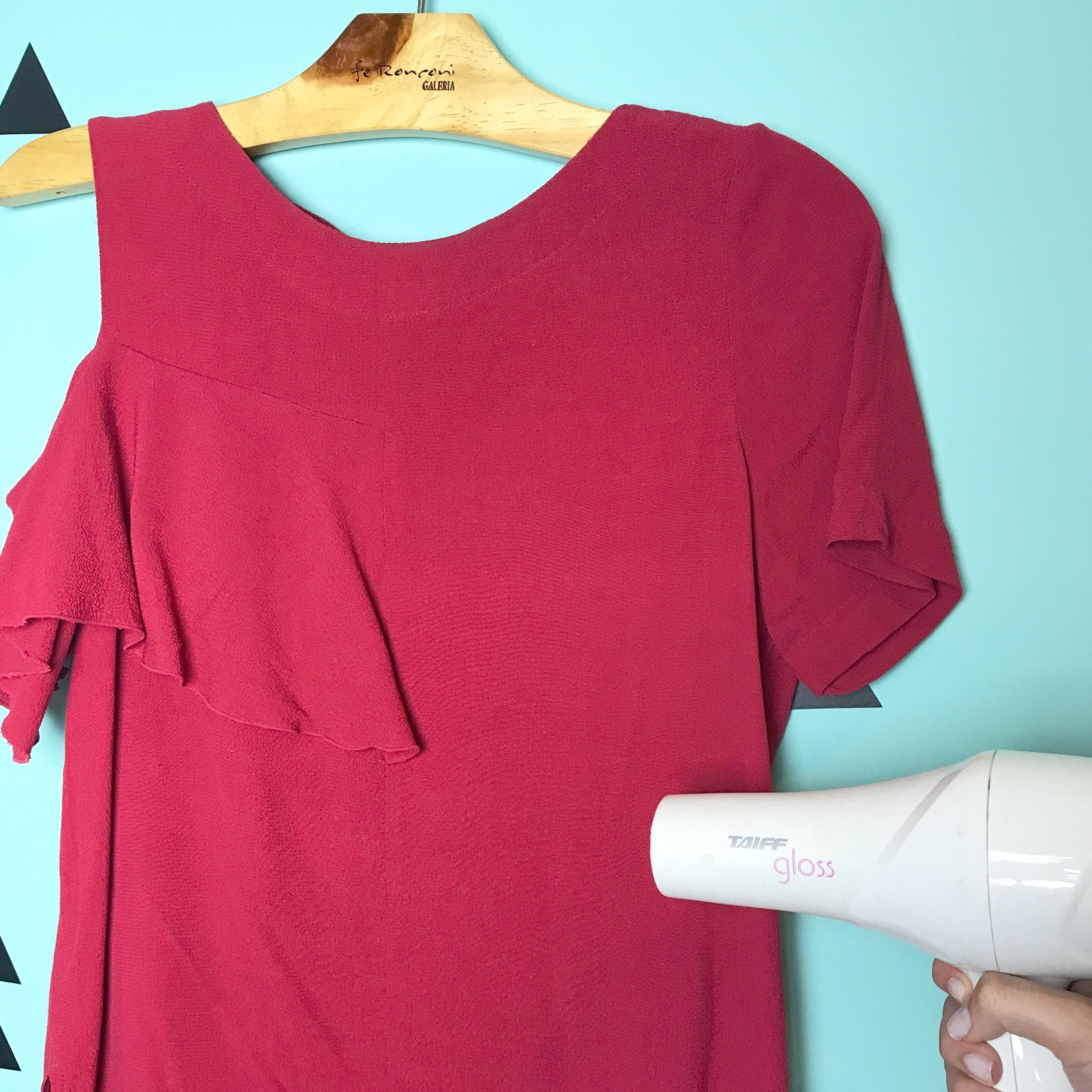 97460a0ce 5 Formas de ter roupas bem passadas na viagem - Fê Ronconi